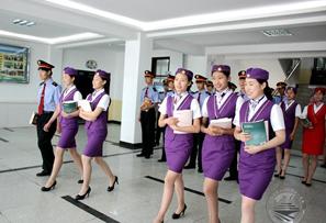 轨道交通运输学校(甘肃)崆峒校区校园生活