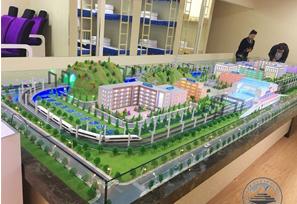 轨道交通运输学校(甘肃)崆峒校区实训环境